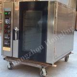 Hongling 18% Rabatt-Backen-Maschinen-Gas/elektrischer Konvektion-Ofen mit Proofer