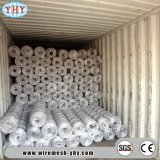 frontière de sécurité tissée en acier galvanisée lourde de ferme de fil de joint de charnière de 4FT pour des moutons