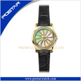 Haut de la vente de bijoux en acier de luxe Lady Watch