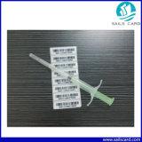 주사통을%s 가진 1.25*7mm 가장 작은 RFID 트랜스폰더 유리제 꼬리표