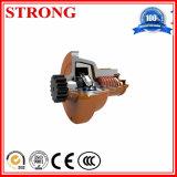 Dispositif de levage de grue de construction des dispositifs de sécurité de pièces de l'élévateur de pignon