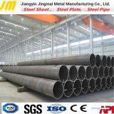 LSAW, fabricantes de tubos de acero al carbono con un tubo de acero soldado negro53