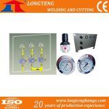 CNC 절단기를 위한 Psi 가스압력 계기 /Gauge