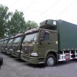 高品質のSinotruk HOWO 4X2 8t冷却装置トラック