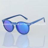 Marco colorido de la PC de las gafas de sol del deporte de la promoción con la lente polarizada UV400
