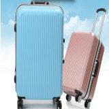 Una valigia stabilita dei 3 della parte dei bagagli di corsa ABS del sacchetto con la serratura