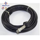 Lavage à haute pression en PVC flexible avec raccord