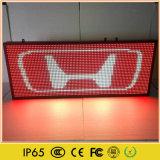 Placa de mensagem interna do desdobramento do diodo emissor de luz P5