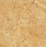 mattonelle di pavimento lustrate su lucide di marmo bianche della porcellana di disegno di 60X60 Carrara per l'interiore