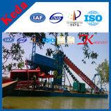 O profissional de China manufatura o barco da draga do ouro para a venda com taxa de recuperação elevada