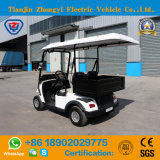 Veículo utilitario elétrico aprovado do Ce mini 2 Seater com a caixa da carga na parte traseira
