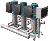 Bomba de agua del aumentador de presión de la presión de las unidades de la bomba de velocidad variable