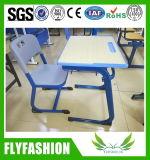 مكتب وحيدة مع [بّ] كرسي تثبيت مدرسة قاعة الدرس طاولة