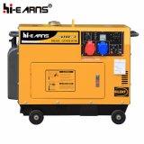 Tipo silenzioso raffreddato ad aria generatore diesel del singolo cilindro (DG3500SE)