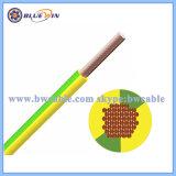 0,75mm de cabo com isolamento de PVC Cabo de PVC de 1 Core Cabo de PVC de 6 mm