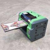 셀룰라 전화 상자 플라스틱 카드 기계에 의하여 사용되는 UV 평상형 트레일러 인쇄 기계를 인쇄하는 투명한 명함