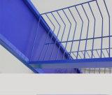 Metaltoiletten-Seifen-Bildschirmanzeige-Regal-Zahnstange für Nacjbarschaftsladen