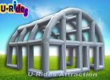 사건 광고를 위한 팽창식 이동할 수 있는 집 광속 그리고 관 공기 단단한 천막