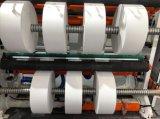 Новый стиль наклейки этикетки бумага продольной резки рулона пленки перематыватель машины