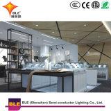35W Blanco / Downlights LED blanco cálido de 60 grados de rotación Super brillante superficie AC 85-265 V de la luz de techo