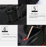 Piccolo DSLR Nikon Canon zaino della macchina fotografica del nuovo di Digitahi DSLR della macchina fotografica video sacchetto multifunzionale impermeabile variopinto per il fotografo
