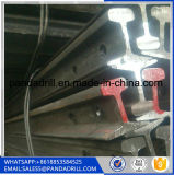 Guida d'acciaio pesante ferroviaria con materiale U71mn Q235 55q