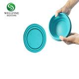 Поездки силиконового герметика чаши, Food-Grade съемные силиконового герметика продовольственной отстойник воды