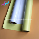 Film froid de laminage de PVC de papier blanc de support pour le papier de photo