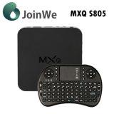 Amlogic S805 Quad Core Android 4.4 Mxq TV Box
