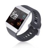 Correa de reloj del silicón de TPU para Fitbit iónico, reloj caliente Brecelet para la venda de Fitbit
