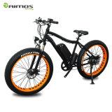 [250و] جديدة ترس محرّك ثلج إطار العجلة سمين درّاجة كهربائيّة
