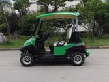 Coche eléctrico aumentado del golf de 2 asientos