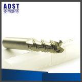 3 bit di trivello rivestiti di torsione del HSS dello stagno di Endmill dell'elica della scanalatura