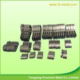 Компоненты CNC алюминия подвергая механической обработке для части машинного оборудования