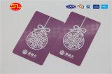 Cartão de Laser de PVC para os negócios de cartões RFID