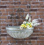 Sostenedor de crisol de la planta de la pared de colgante para el espacio fácil del ahorro