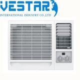 Prezzo raffreddato ad acqua alimentato solare del condizionatore d'aria dell'automobile del coperchio del metallo
