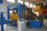 Полностью автоматическая машина для формовки бетонных блоков (кол-во9-18)