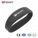 Wristbands personalizzati del silicone di RFID