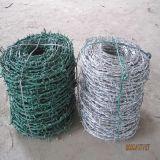 Aço dobro barato da torção 14 fios farpados galvanizados calibre
