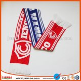 Рекламные футбол акриловый трикотажные шарфы