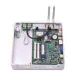 인텔 코어 I5 7200u 처리기 (JFTC7200UVS)를 가진 Fanless 소형 PC