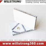 La résistance au dérapage de l'aluminium panneau alvéolé