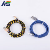 Mobile Phone를 위한 OEM Customized Colorful PVC USB Data Cable