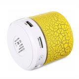 Bluetooth無線LEDの軽いステレオの小型エムピー・スリースピーカー