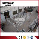 Cabina de objeto expuesto de aluminio del braguero de China para la venta