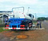 10, 000- 12, 000 litros de agua HOWO camiones karts, 6 ruedas del carro de agua