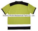 UPT011 100% Kostuum van de Arbeid van de Overall van de T-shirt van de Kokers van het Overhemd van het Polo van de Polyester het Korte