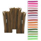 Chenille di colore solido in 50cm 30cm