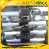 Perfil de alumínio com profundamente processamento para o CNC da decoração da mobília